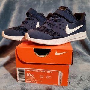 Toddler Boys Blue Nikes